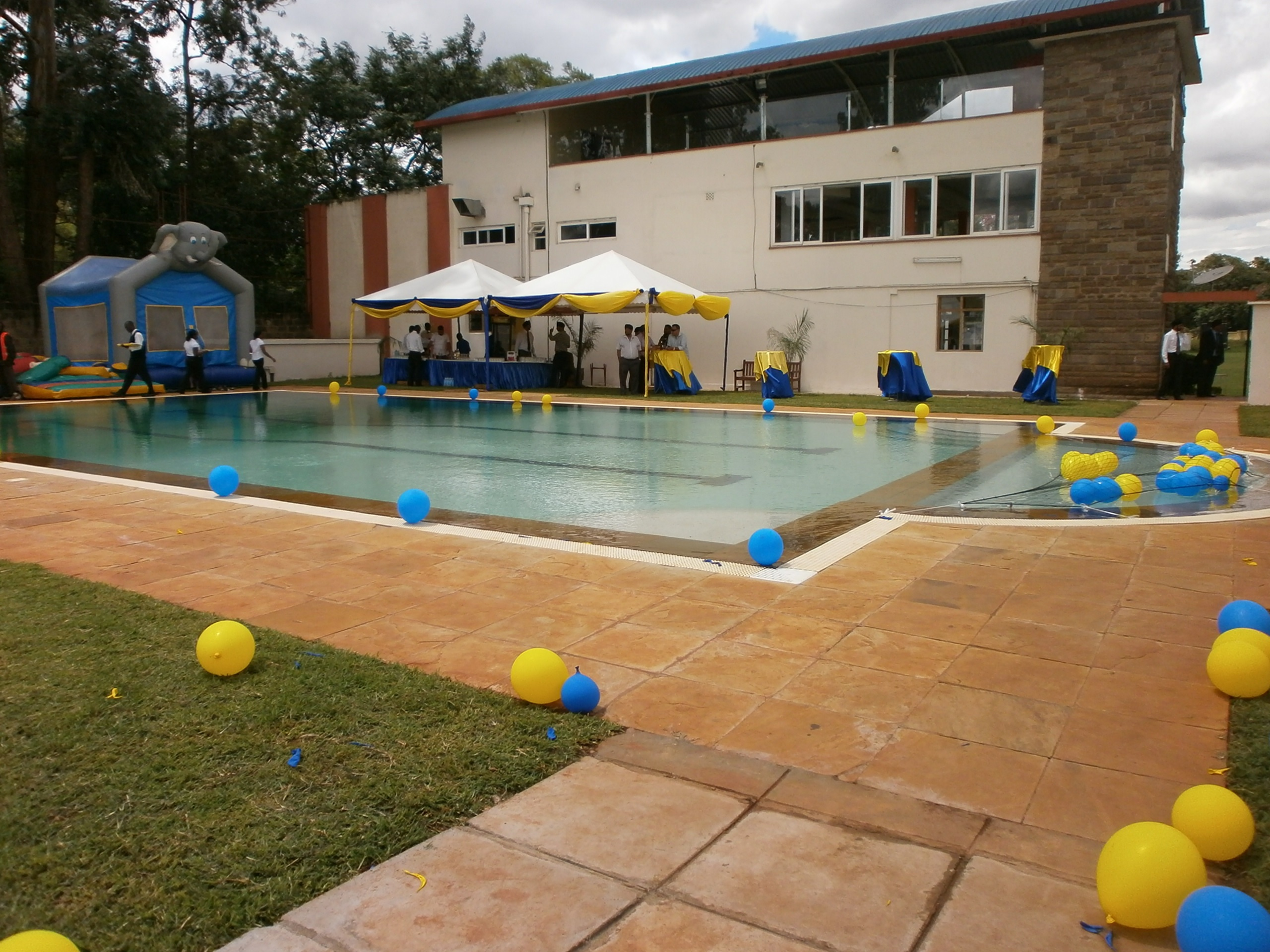 Asian scene sikh union club losing sports the star 7th for New swimming pool