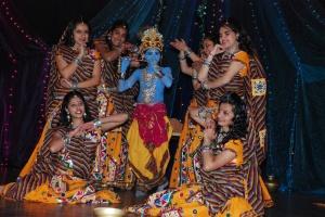 The Kisna Dance Performers