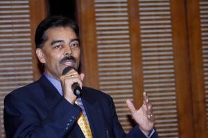 Bidco Oil Refineries Director Vimal Shah