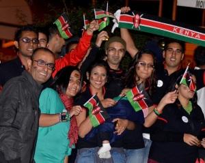 The Ismailia Youth Celebrating Kenya @ 50