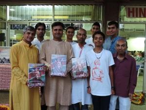 Hindu Swayamsevak Sangh Kenya Volunteers
