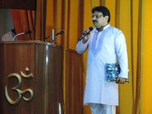 Kamal Gupta Emcee