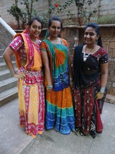 L to R Neeti Soni, Karishma Suthar, Nisha Lava
