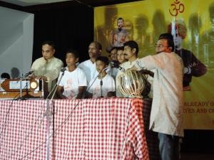 Religious Song Presentation by Hindu Swayamsevak Sangh Kenya
