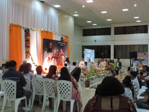 Maha Shivaratri at the SSD Temple by Art of Living Foundation