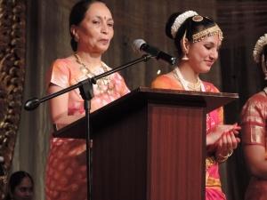 L to R Kamini Thakkar, Sajni Shah