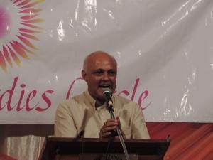 Mehulbhai Savani Chairman Lohana Mahajan Mandal