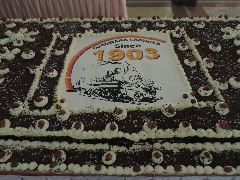 Cake Art Affair Nairobi : SGRR Nairobi 40th Anniversary Landhies Cake