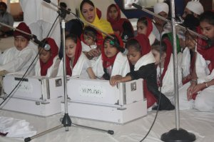 Sikh Youth Kenya Childrens Jatha