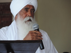 Bhai Sahib Mohinder Singh Ji Speaks at Khalsa Schools