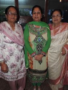 L to R Raksha Chane, Rajwant Balrey, Rajinder Jagdev