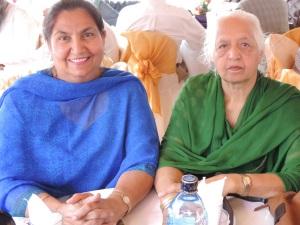 L to R Ratan Channa, Rubinder Thethy