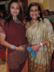 L to R Sheetal Laiwalla, Tejal Dodhia