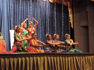 South Indian Cultural Association perform a Classical Dance