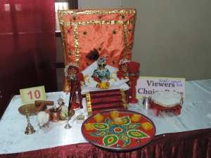 Winner of Arti Thali