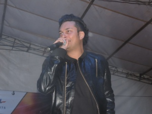 Raghav Performs at Utsav 2014