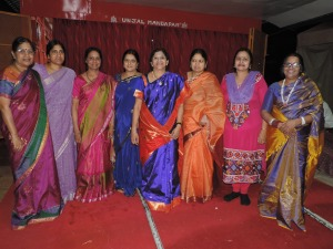 Women's Committee of the Sri Kalyana Venkateswara Temple in Nairobi