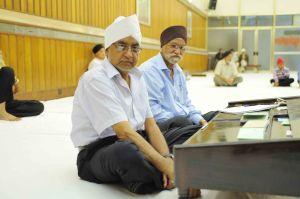 L to R Jaswinder Singh Jheeta, Surinder Singh Matharu