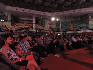 Mohit Chauhan Show Audience