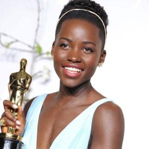Lupita Nyongo Oscar Win