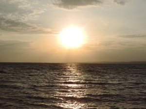 Lake Victoria Sunset