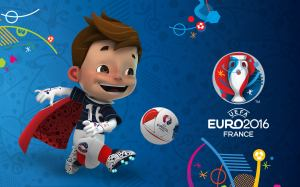 Uefa Euro 2016 Courtesy of Chip