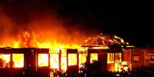 Kenyan Students Burning Schools Courtesy www.kenyans.co.ke