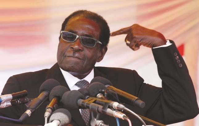Robert Mugabe Courtesy AfriclandPost