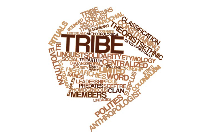17023684 - abstract word cloud for tribe with related tags and terms